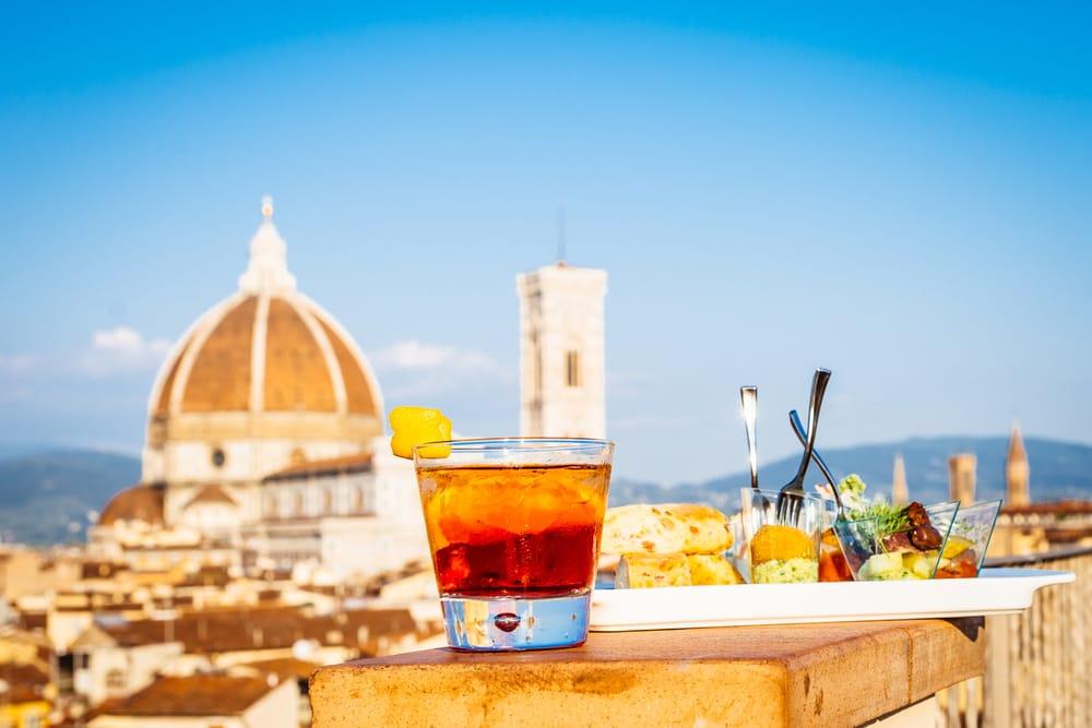 Aperitivo @ Terrazza Brunelleschi - Yelp