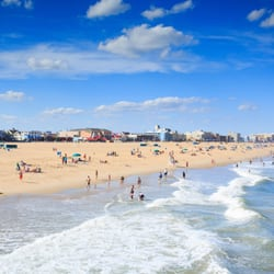Photo Of Ocean City Beach Md United States