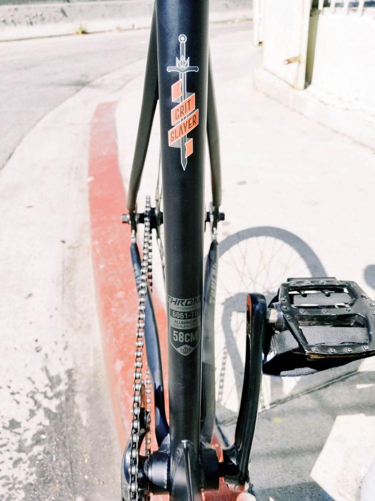 Manny's Bike Shop: 400 E Rosecrans Ave, Compton, CA
