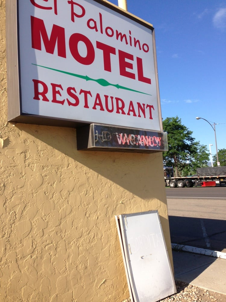 El Palomino Motel Fort Collins Co