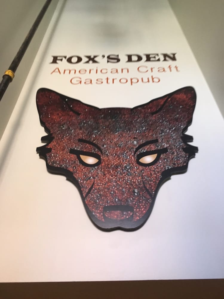 Fox's Den