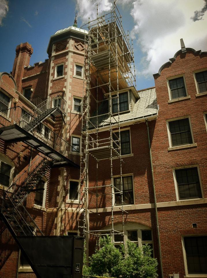 Scarlett Chimney & Construction: 8 Dunham St, Attleborough, MA