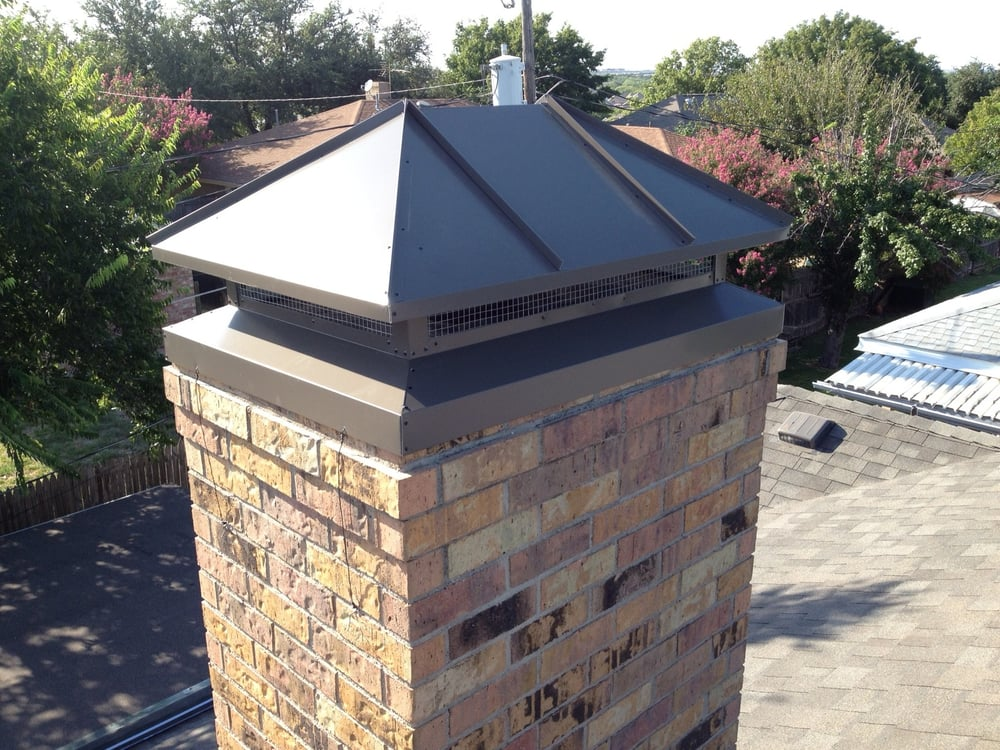 Custom Fabricated Steel Chimney Caps Yelp