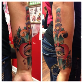 Got ink san antonio yelp for Tattoo parlors in anchorage