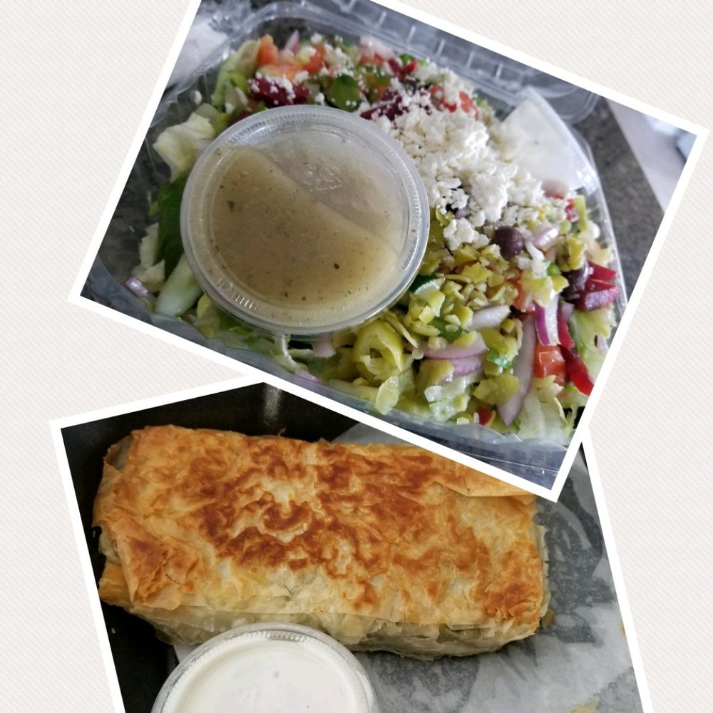 The Hungry Greek: 2653 Bruce B Downs Blvd, Wesley Chapel, FL