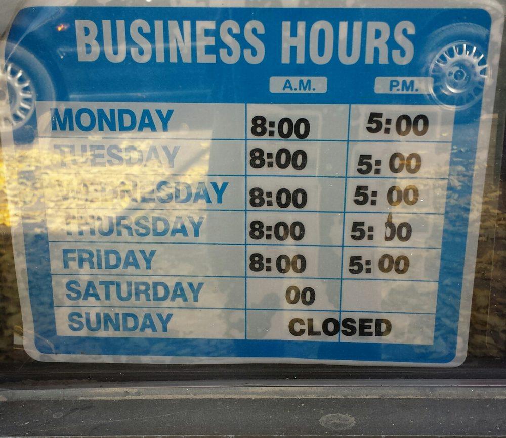 Fish's Smog Service: 6640 N Winton Way, Winton, CA