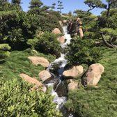 Photo Of The Japanese Garden   Van Nuys, CA, United States. Beautiful  Waterfall