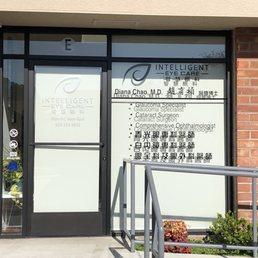 Intelligent Eye Care Ophthalmologists 25 N Santa Anita Ave Arcadia Ca Phone
