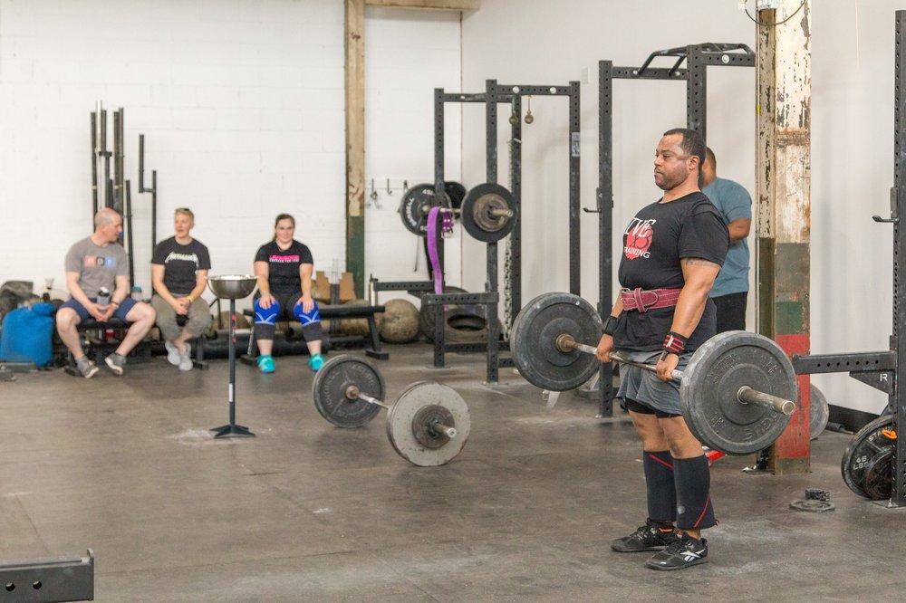 Five X3 Training