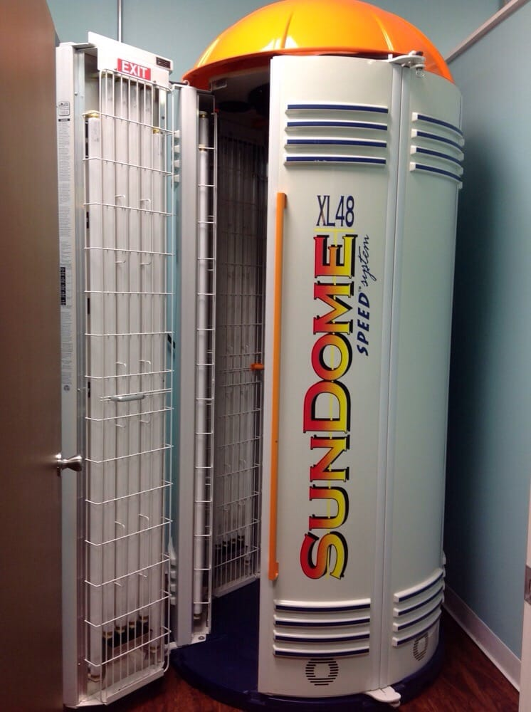 Time Out Too Tanning & Salon: 1480 W Center Rd, Essexville, MI
