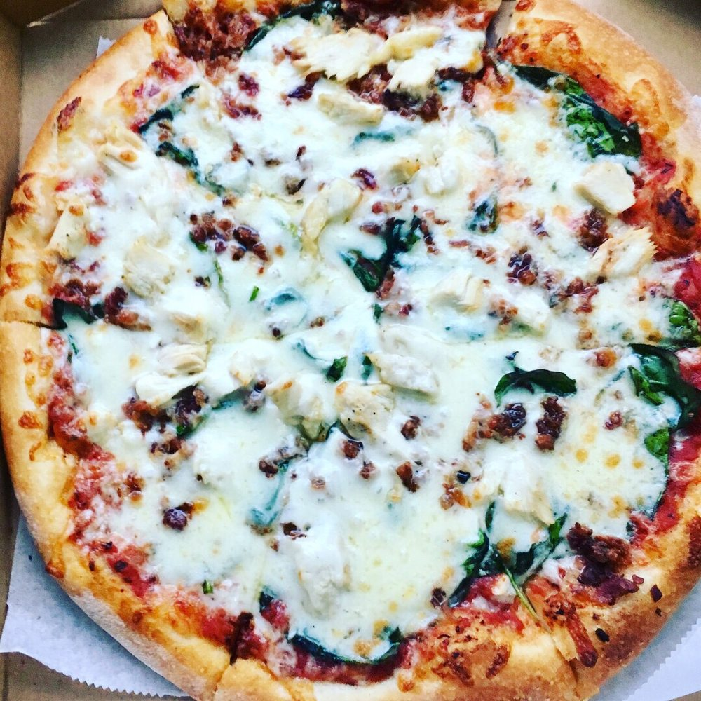 Cappy's Pizza: 16019 Tampa Palms Blvd, Tampa, FL