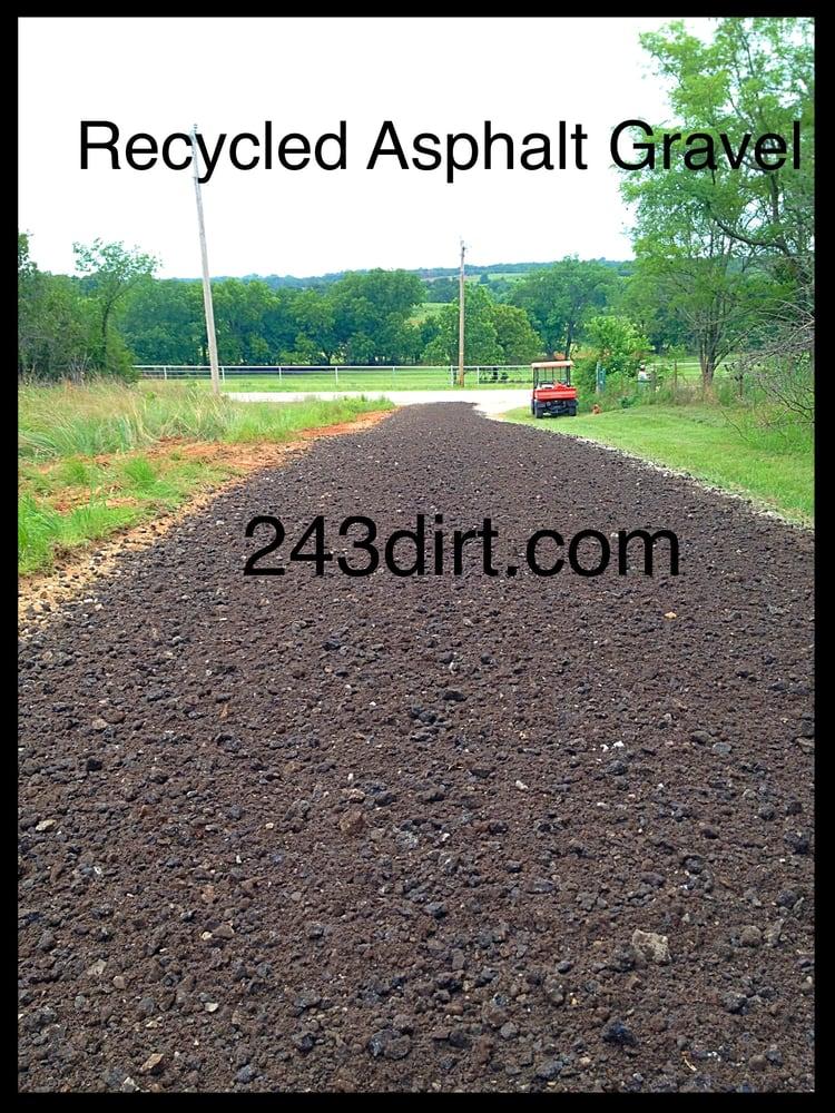Recycled Asphalt Amp Concrete Gravel Delivered In Noble