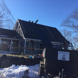 High Quality Photo Of A Plus Roofing   Durham, ME, United States. Front Side Of