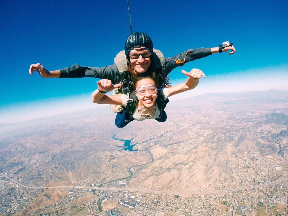Skydive Elsinore: 20701 Cereal St, Lake Elsinore, CA