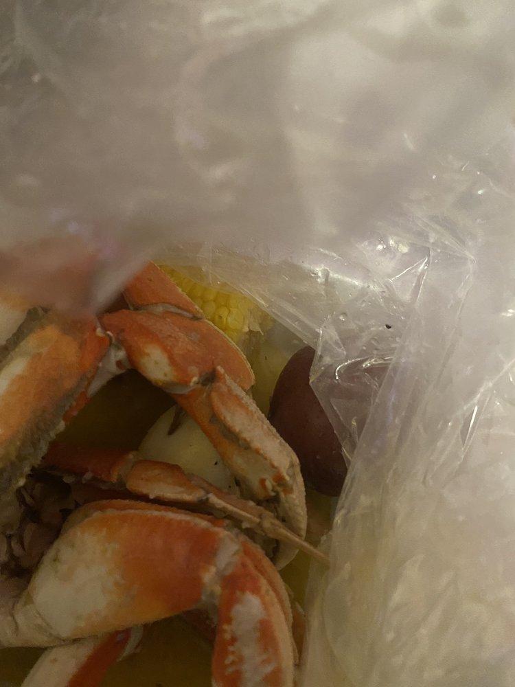 Crazy Crab: 26631 Hoover Rd, Warren, MI