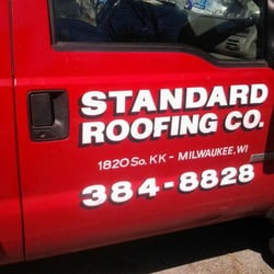 Great Photo Of Standard Roofing Company   Milwaukee, WI, United States. They Have  Trucks