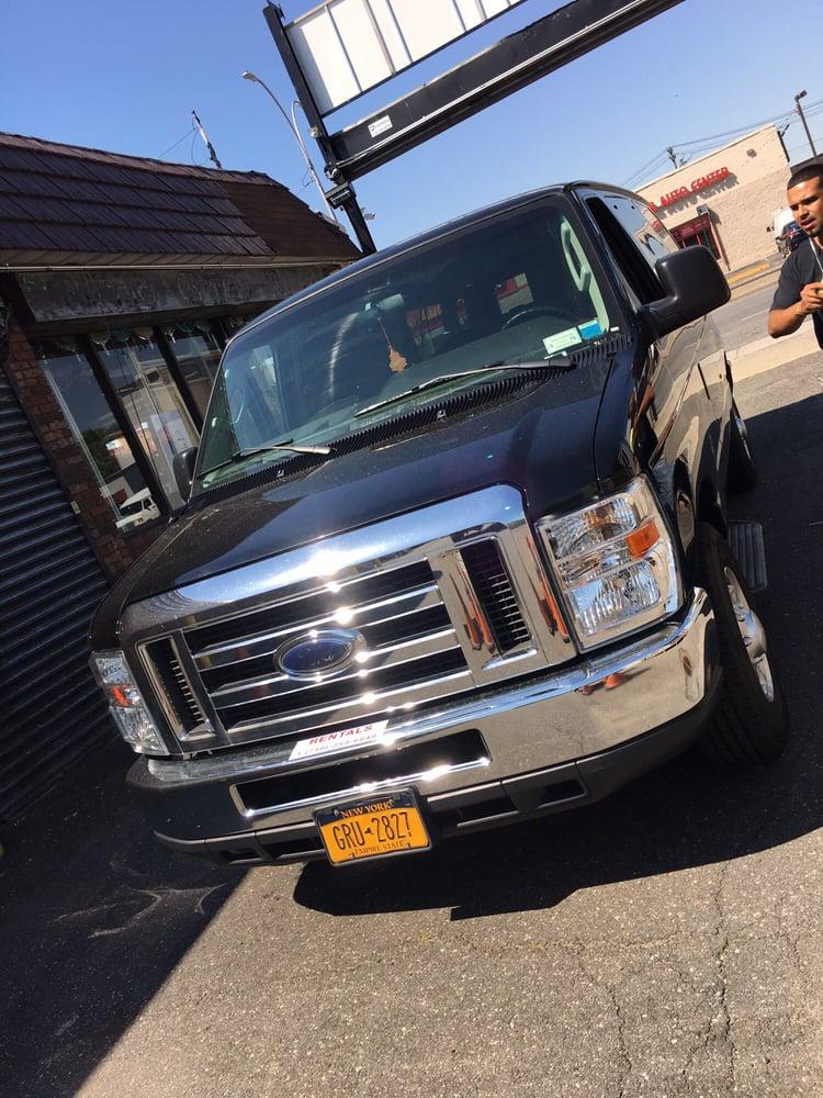 Van I Used Fot My Metlife Stadium Trip.