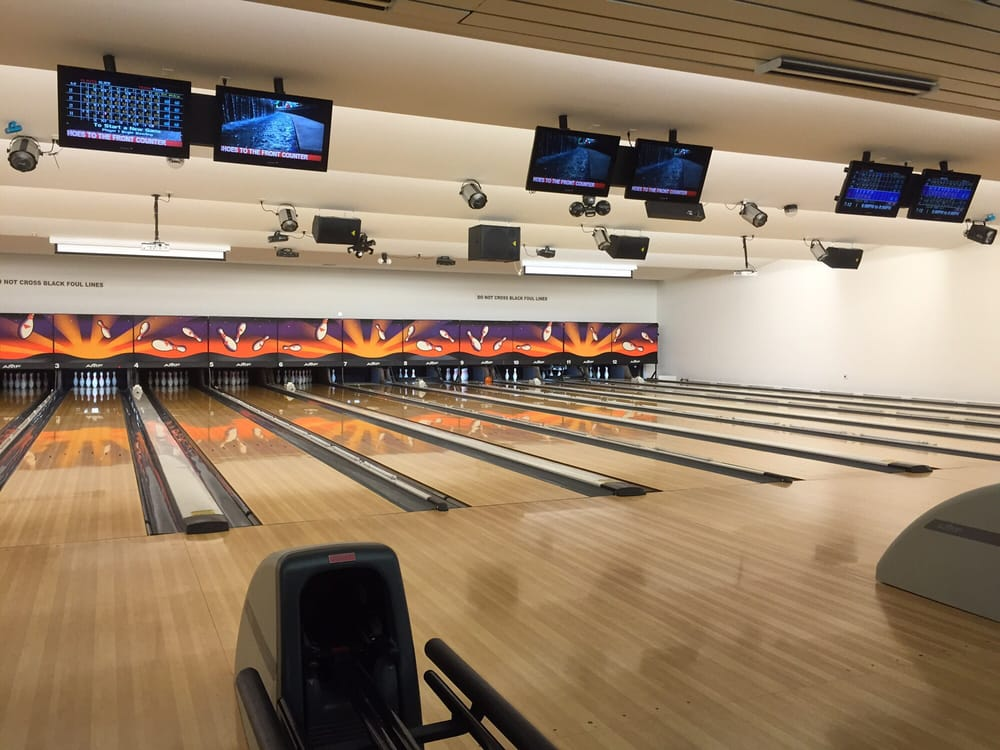Bowling Winter Garden Fl