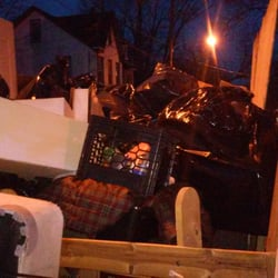 Photo Of Philadelphia Junk Removal   Philadelphia, PA, United States. Very  Late Night