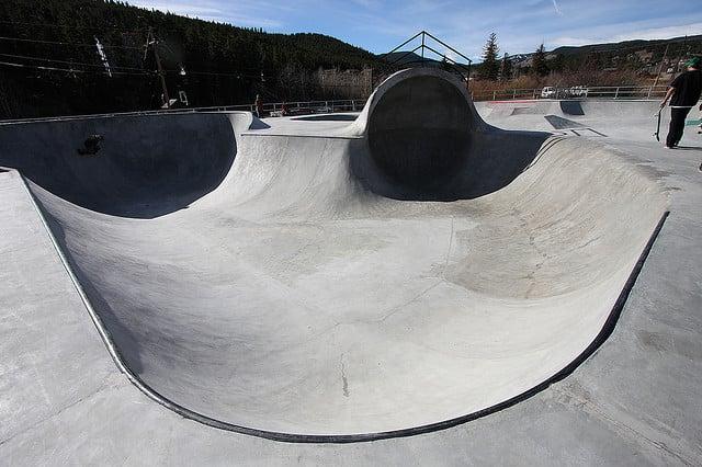 Nathan Lazarus Skatepark: 100-198 East St, Nederland, CO