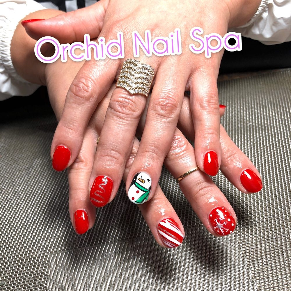 Orchid Nail Spa: 35522 21st Ave Sw, Federal Way, WA