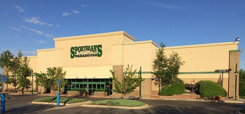 Sportsman's Warehouse: 2323 N Reserve St, Missoula, MT