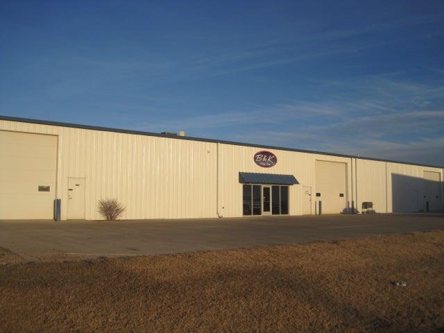 B & K Body Shop: 330 Judy Ave, Fremont, NE