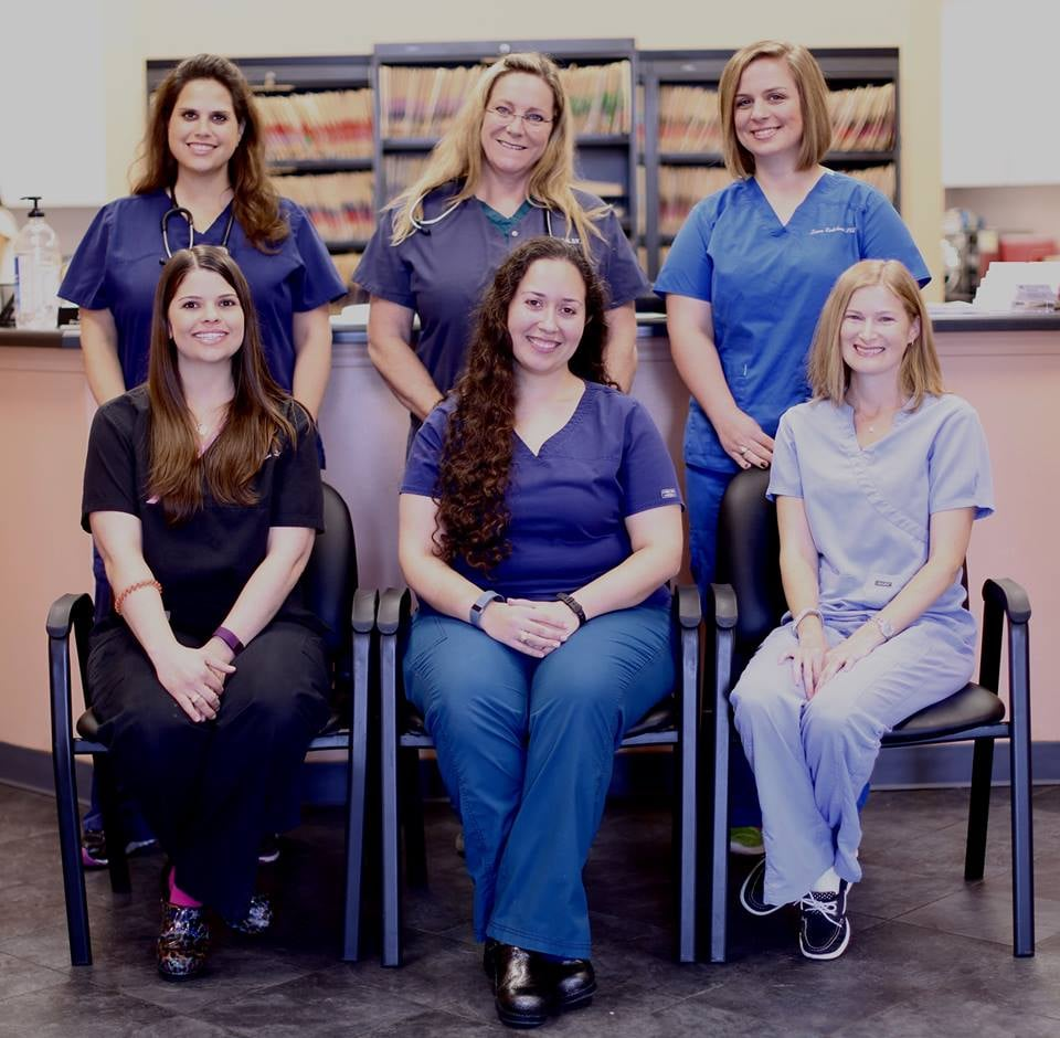 Westside Veterinary Clinic: 9223 Broadway, Pearland, TX