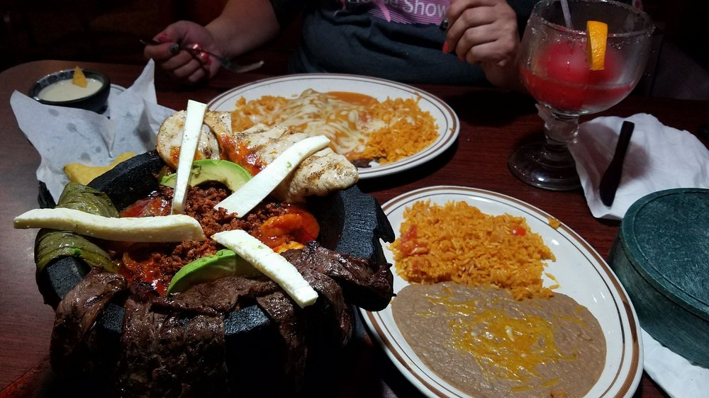 Food from Three Amigos Family Restaurant