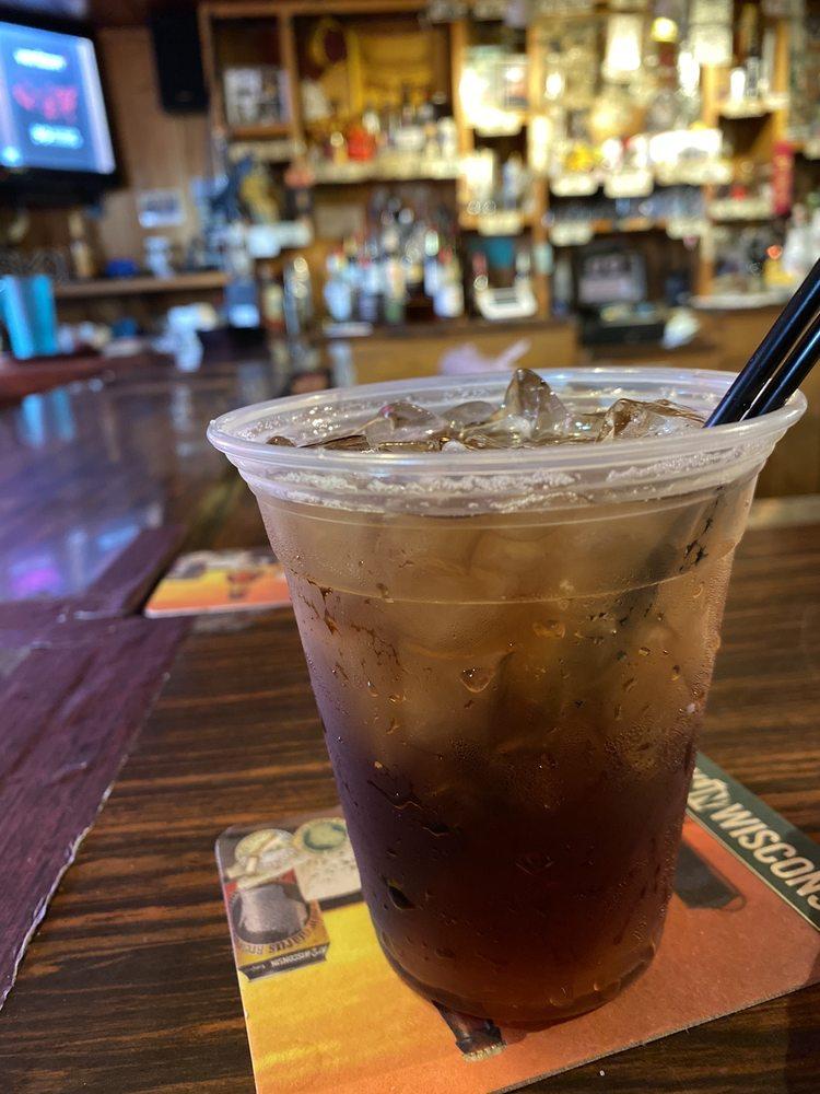 Bootlegger's Bar & Grill: 16310 S Highway 53, Minong, WI