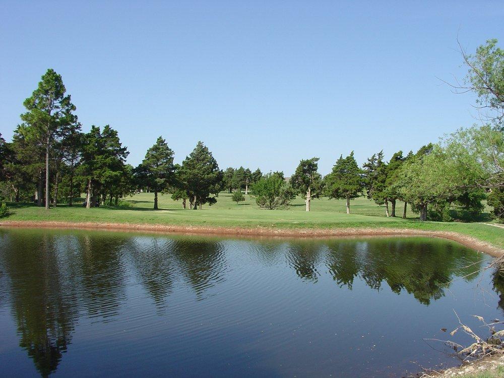 Cedar Valley Golf Club: 210 Par Ave, Guthrie, OK