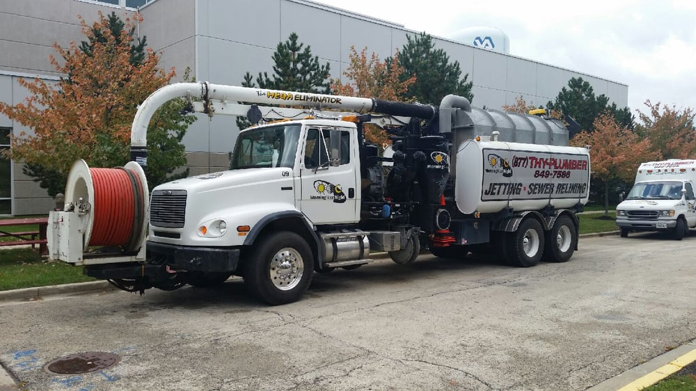 Morning Noon & Night Plumbing & Sewer Services: 8557 44th St, Lyons, IL, IL