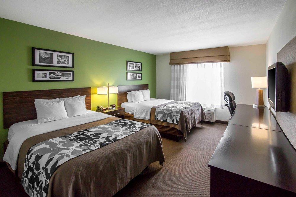 Sleep Inn & Suites: 651 E 71st St South, Haysville, KS
