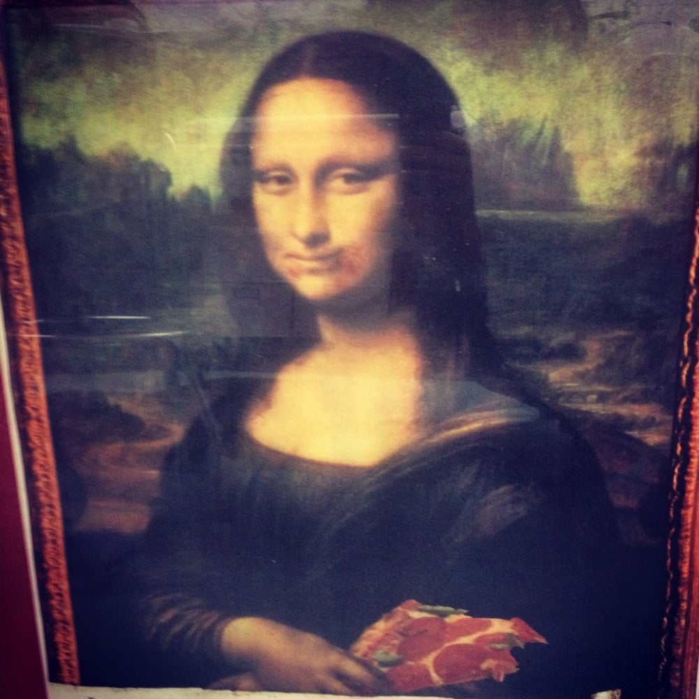 pizzeria mona lisa