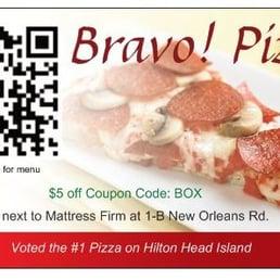 Bravo Pizza Hilton Head Island Sc