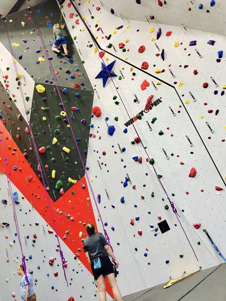 Bliss Climbing and Fitness: 11114 E 28th St N, Wichita, KS