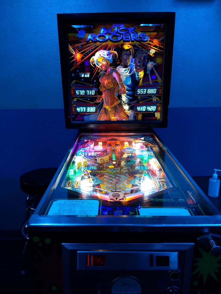 Arcade 2084: 248 E Main St, Hillsboro, OR