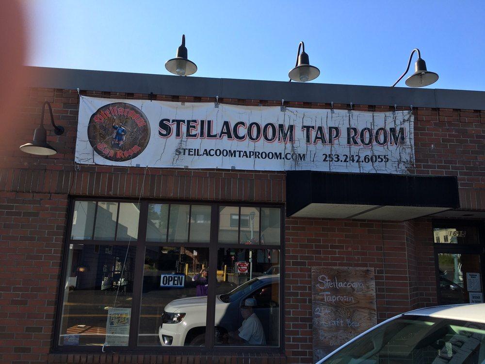 Steilacoom Tap Room: 1615 Lafayette St, Steilacoom, WA