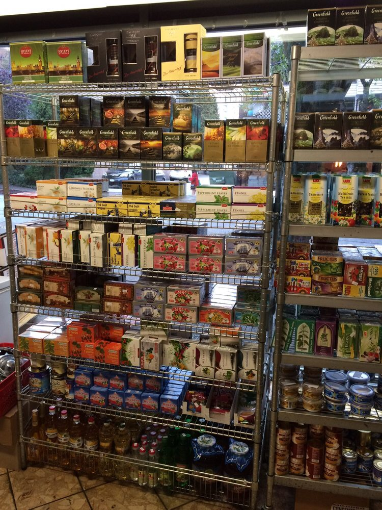 Some Of The Goodies Available At Euro Food Plus
