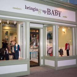 Bringing Up Baby Children S Clothing 663 E Broadway South