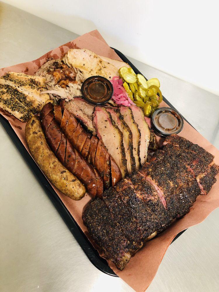 Slaughter's BBQ Oasis: 1000 Gilmer St, Sulphur Springs, TX