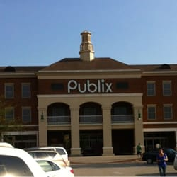 Publix Super Market At Winthrop Town Center logo