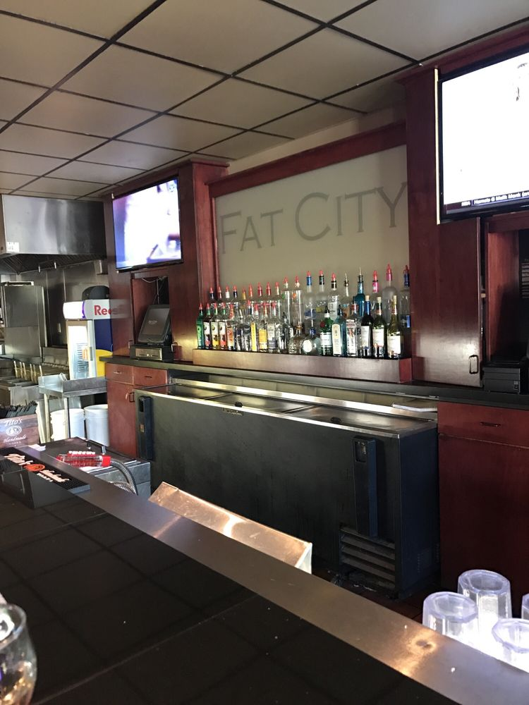 Fat City Bar and Grill: 505 S Chestnut St, Champaign, IL