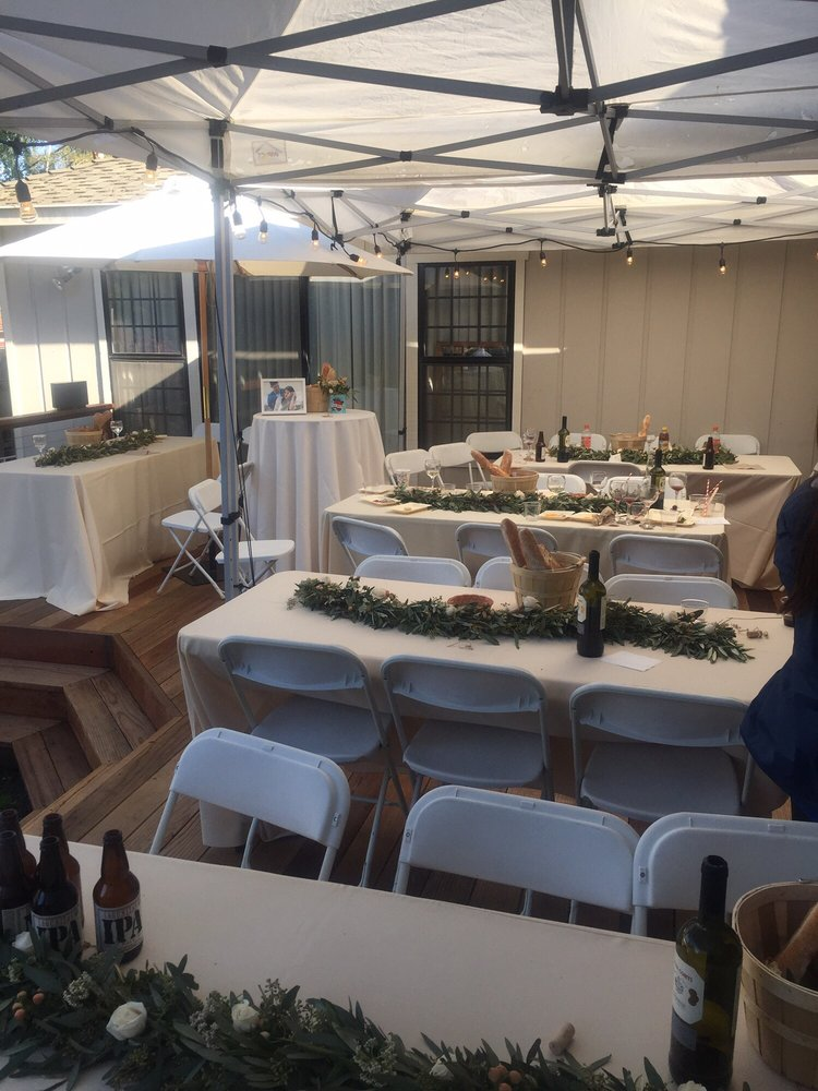 photo of unica party rentals south san francisco ca united states under