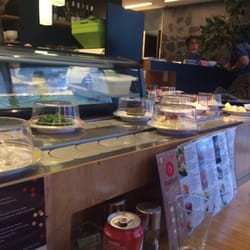 Matsuri 13 photos 39 avis sushis 2 4 rue de passy - Restaurant japonais tapis roulant paris ...