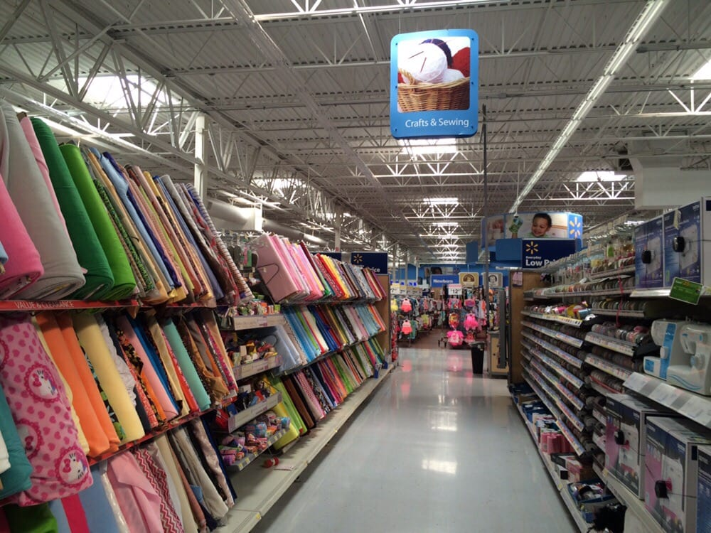 Lots of fabric, notions, patterns and sewing machines - Yelp