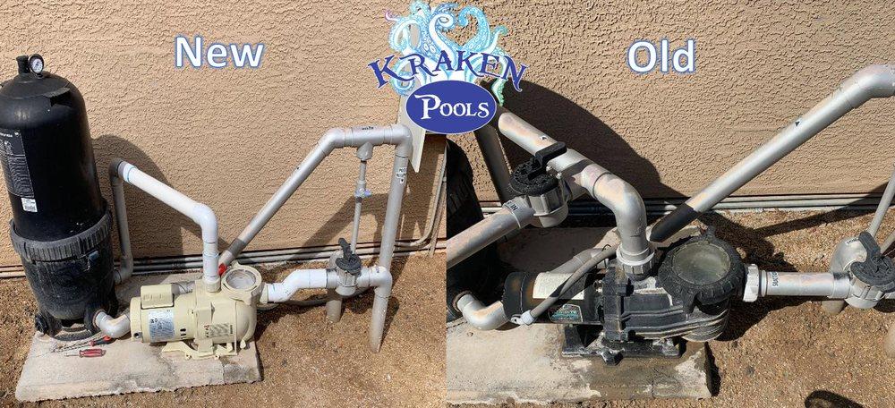 Kraken Pools AZ: Laveen, AZ