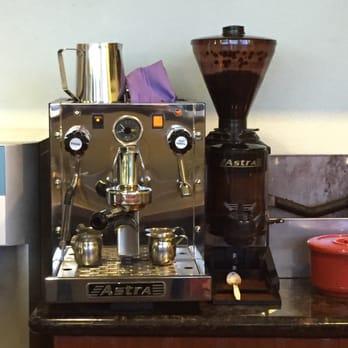 rancho coffee machine