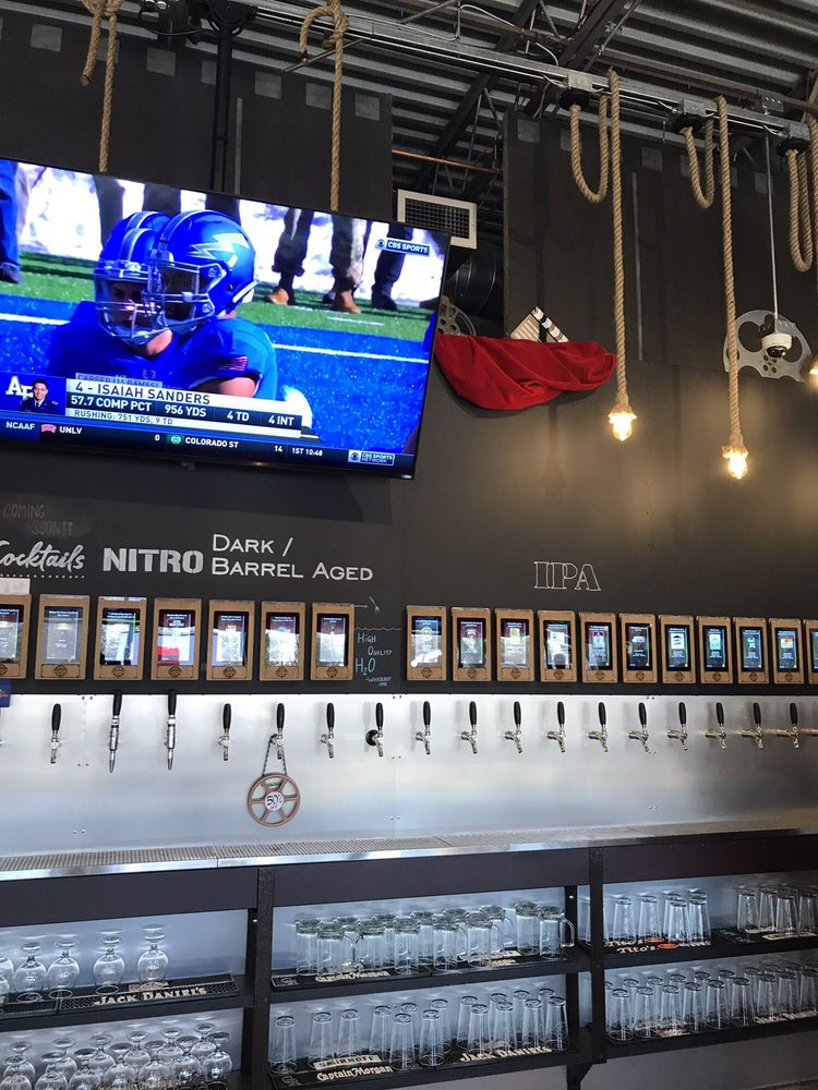 Behind the Scenes Tap Room: 10488 W Centennial Rd, Littleton, CO