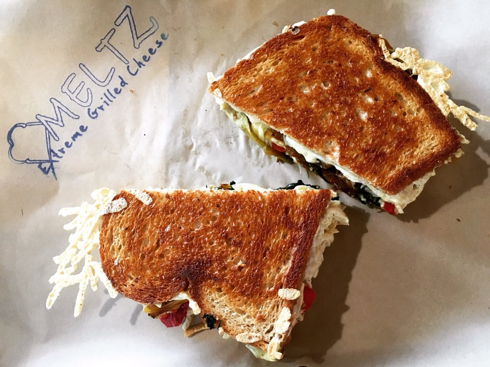 Meltz Extreme Grilled Cheese: 1735 W Kathleen Ave, Coeur d'Alene, ID